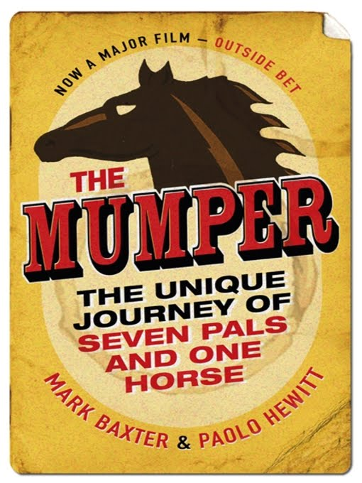 Cover, The Mumper by Mark Baxter.